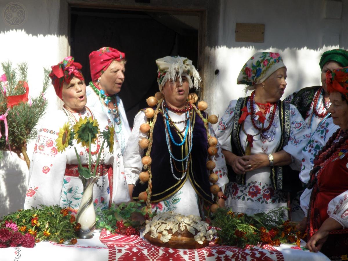 Великие Будища. Музей украинской свадьбы